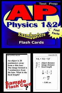 Ap Physics Study Guide 1  U0026 2