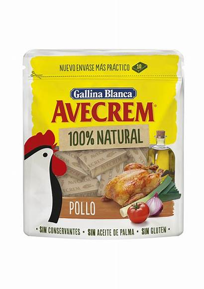 Avecrem Natural Pollo Gallina Blanca