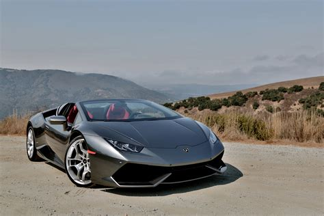 2016 Lamborghini Huracán Lp 6104 Spyder Review