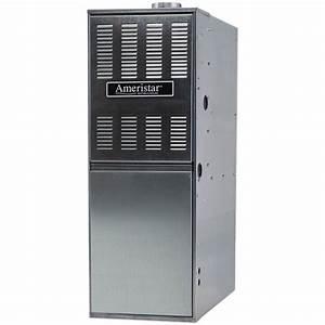 100k Btu 80  Afue Multi Speed Ameristar Gas Furnace