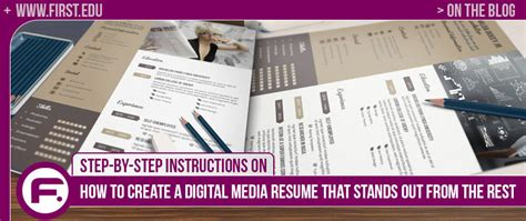 How To Create A Resume Step By Step by How To Make A Resume For Step By Step
