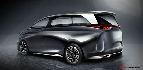 Car Design Concepts :  Gac I-lounge Concept