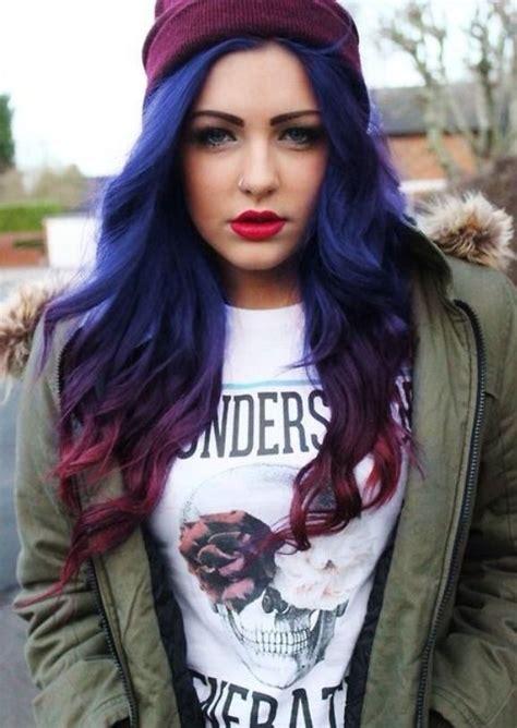 ide tentang warna rambut ombre  pinterest rambut