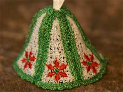 machine embroidery designs  christmas bells set