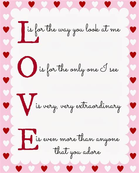 This 2020 new songs list includes hindi love songs be it, sad song, happy romantic song, latest love songs or any other soft songs lyrics for love. Nat King Cole Inspired Printable - LOVE   Home Sweet Tree