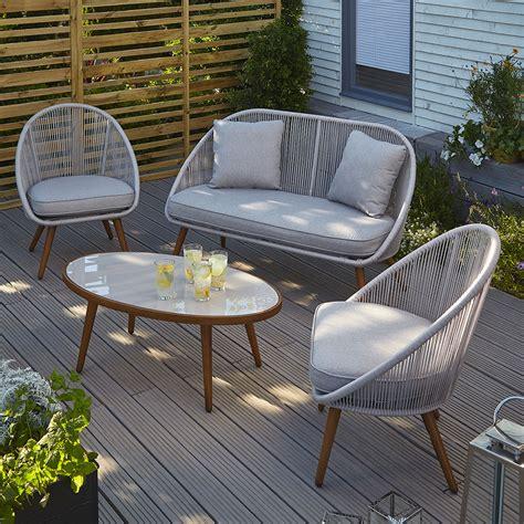 Cheap Garden Furniture Sets by A New And Colourful Asda Garden Furniture Range Has