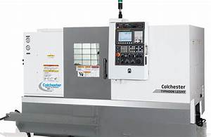 Colchester Typhoon L65 Compact With Fanuc 0i