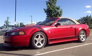Redfire Red 2004 Ford Mustang GT Convertible - MustangAttitude.com Photo Detail