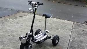 Elektro Trike Scooter : dreirad by kari youtube ~ Jslefanu.com Haus und Dekorationen