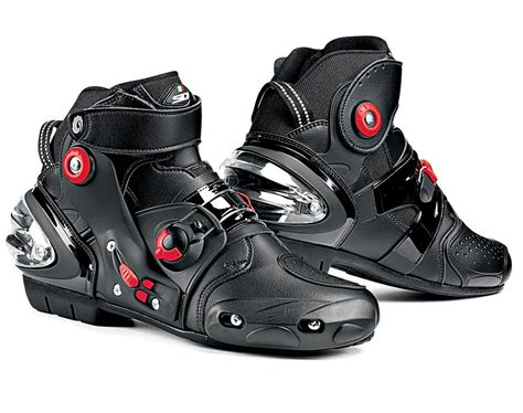 best street bike boots summer motorcycle boots from sidi
