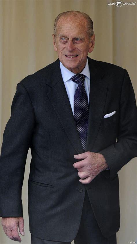 Le prince Philip, duc d'Edimbourg, à la chapelle George du ...