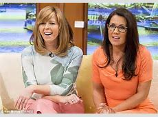 Susanna Reid suffers wardrobe malfunction live on Good