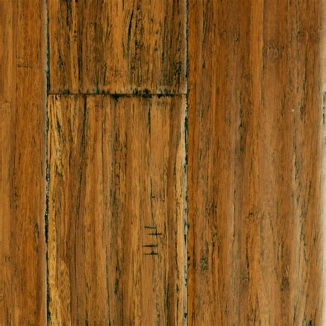 handscraped bamboo 9 16 quot x 5 1 8 quot handscraped honey strand bamboo morning star lumber liquidators kitchen