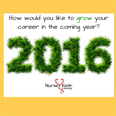 Your Nursing Career And The New Year, The Nurse Keith Show