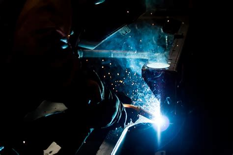 welding welder work  photo  pixabay