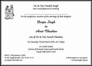 hindu wedding cards wordings hindu wedding invitations With indian wedding cards text layout