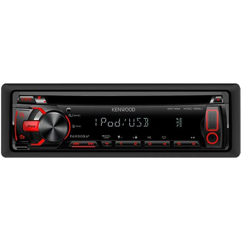 kenwood kdc  cd mp wma car stereo receiver  usb aux