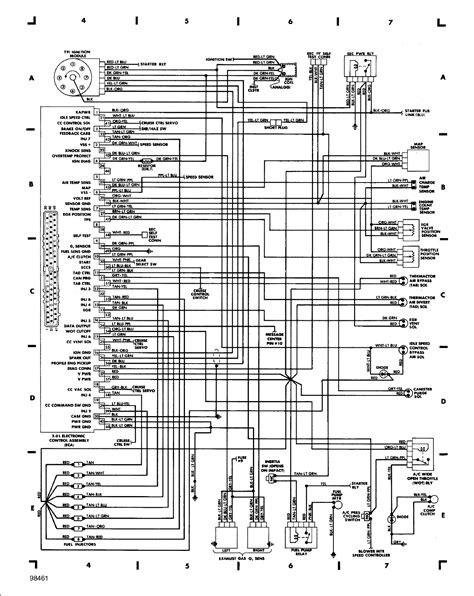 Need Engine Wiring Diagram For Lincoln Town