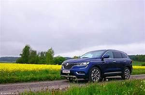 Renault Koleos 2017 Fiche Technique : essai renault koleos 2 2017 carissime l 39 info automobile ~ Medecine-chirurgie-esthetiques.com Avis de Voitures