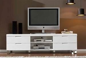 fabriquer un meuble tv instructions et modeles diy With meuble salon moderne design 7 modales de meuble tv en bois archzine fr