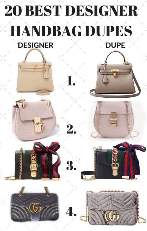 Best Designer Handbags The Best Designer Handbag Dupes On The Market From 15
