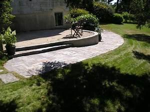 paysagiste a baden creation de jardin et terrasse baden With amenagement jardin avec pierres 11 creation de murets pour jardin paysagiste vannes