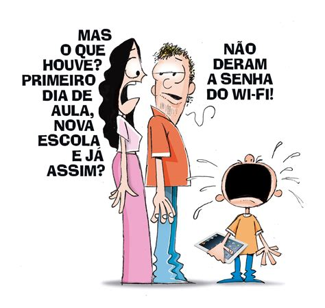 Blog do Flamir: CHARGES