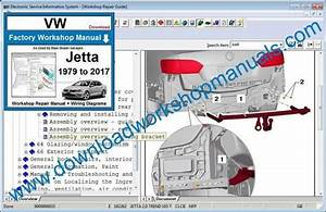 Vw Jetta Workshop Manual