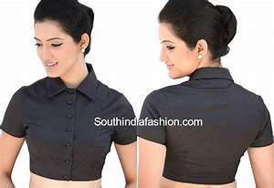 Boat Neck Blouse designs: 15 Latest Blouses Are The rage