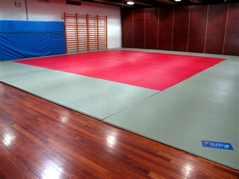 tappeto judo nuovo tatami tappeto quot pleat up quot evolve technology