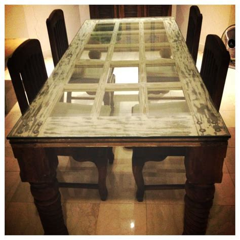 Upcycle Your Old Door: Create a DIY Table