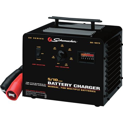 Schumacher Multiple Battery Charger €� 122436486072