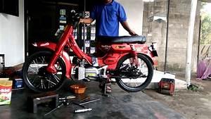Yamaha V80 Mesin Fiz R