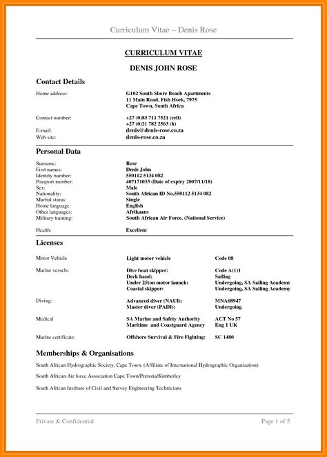 Cv Draft by How To Draft A Cv Letters Free Sle Letters