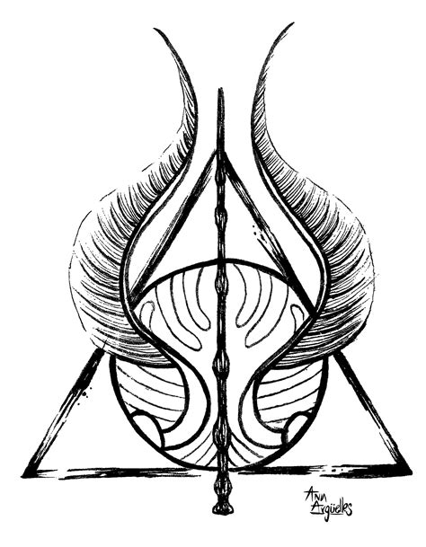 Harry Potter #HarryPotter #Ilustration #Harrypottertattoo #anaarguelles #snitch   Tattoos