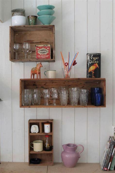 rangement etagere cuisine meubles palettes en bois diy en 99 idées créatives pour