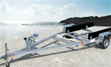 Factory Direct Aluminum Boat Trailers by Aluminum Boat Trailer Single Axle Id 7156397 Product