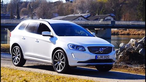 Volvo Xc60 Review Test Drive Of The Compact Volvo Suv