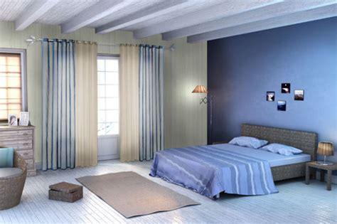 chambre style bord de mer chantier déco chambre style bord de mer