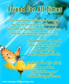 friendship poems 365greetings