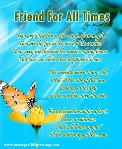 Free Friendship Poems For Best Friends