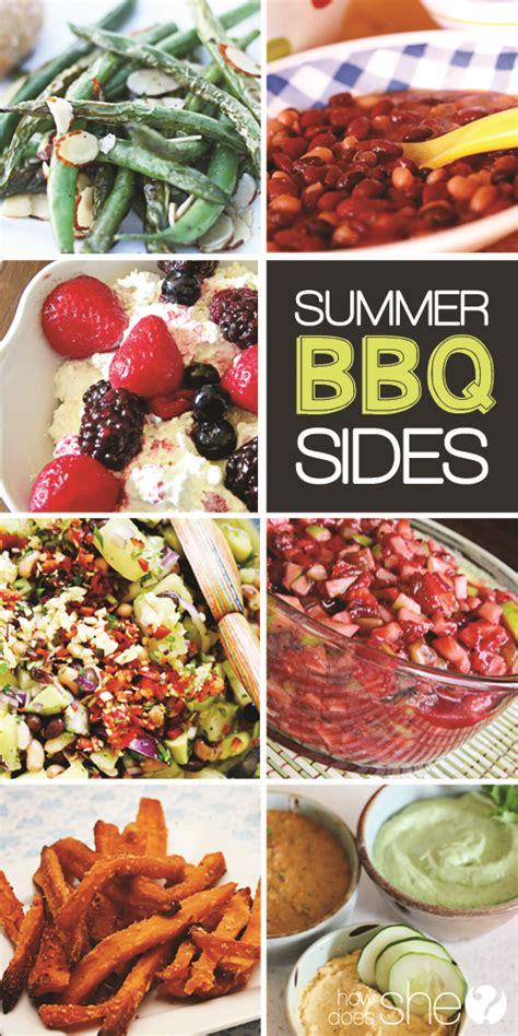 what sides go with bbq backyard bbq recipes