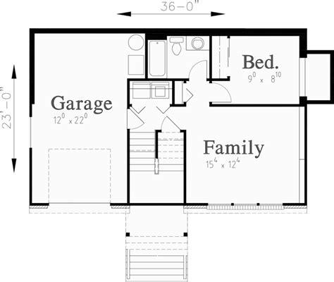small split level house plans modified bi level homes floor plans