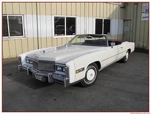 Cadillac Eldorado Cabriolet : cadillac eldorado cabriolet 1975 ~ Medecine-chirurgie-esthetiques.com Avis de Voitures