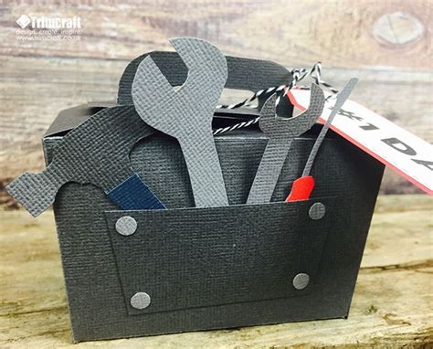 fathers day tool box gift box   template tutorial