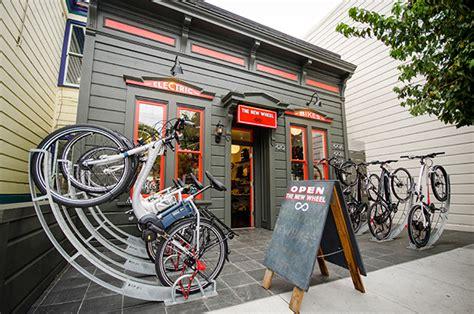 Bike Shop  The New Wheel  Momentum Mag