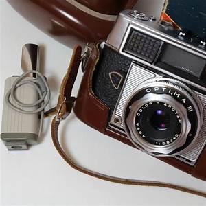 Appareil Photo Vintage : appareil photo argentique agfa optima iii vintage ~ Farleysfitness.com Idées de Décoration