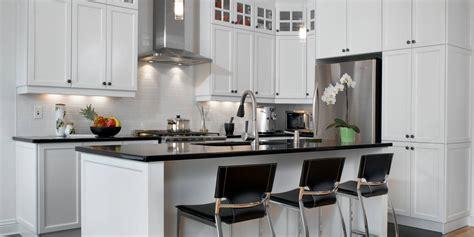 cuisina catalogue blanc un retour cuisine bois quartz