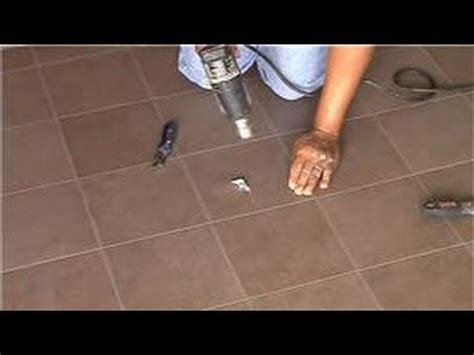 vinyl flooring repair vinyl flooring maintenance cleaning how to repair a bubble in a vinyl kitchen floor youtube