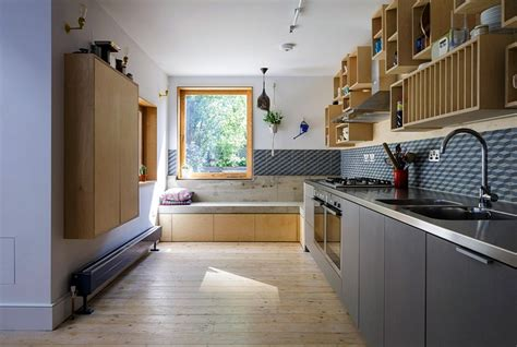 nook house  east london mustard architects